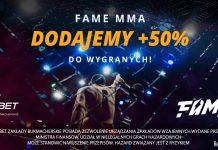 Bonus na FAME MMA 2 w LvBET!