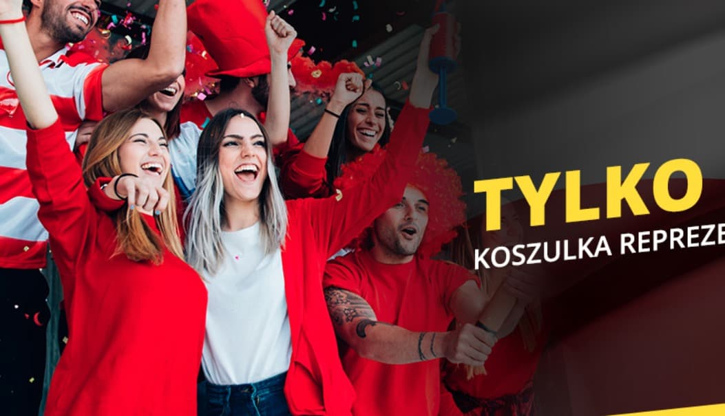 Wygraj wyjazdową koszulkę reprezentacji Polski. Oto oferta specjalna Fortuna online!