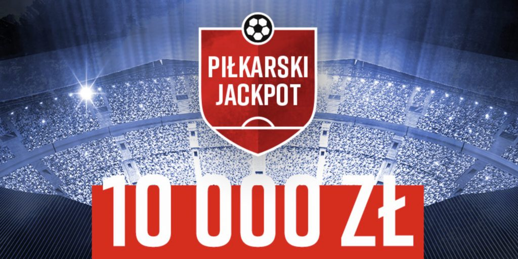 Piłkarski Jackpot w Betclic.Wysokie nagrody za obstawianie Ekstraklasy!