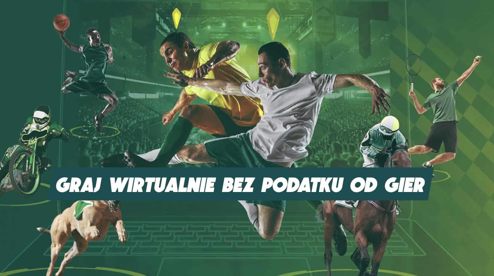 Gdzie są w Betfan wirtualne sporty?
